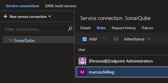 Setting up SonarQube (on Windows) with Azure Pipelines – Marcus Felling